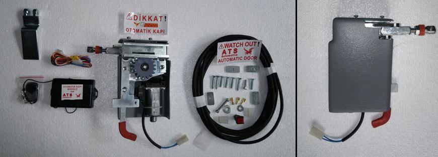 Elektrikli Kapı Sistemleri